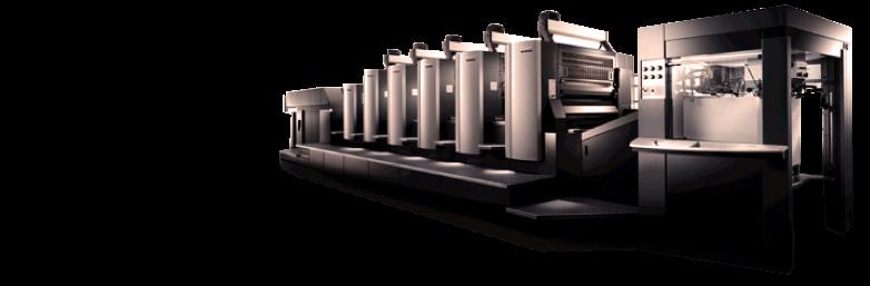 印刷機材のイメージ