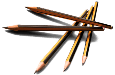 設計用鉛筆