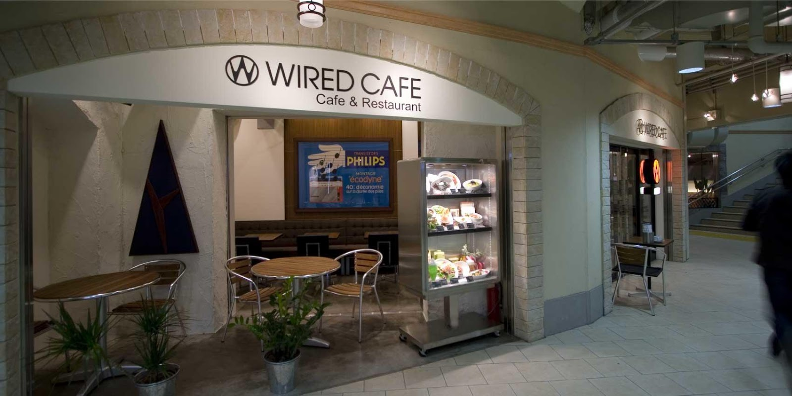 WIRED CAFE アトレ上野店の写真