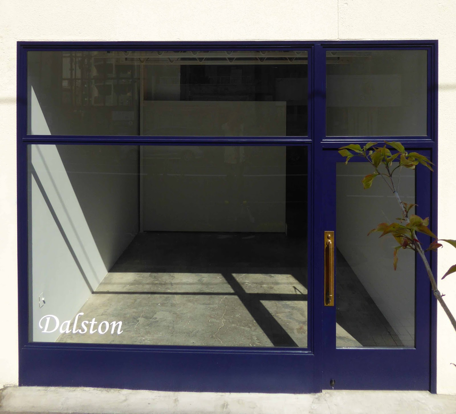 Gallery Dalstonにて