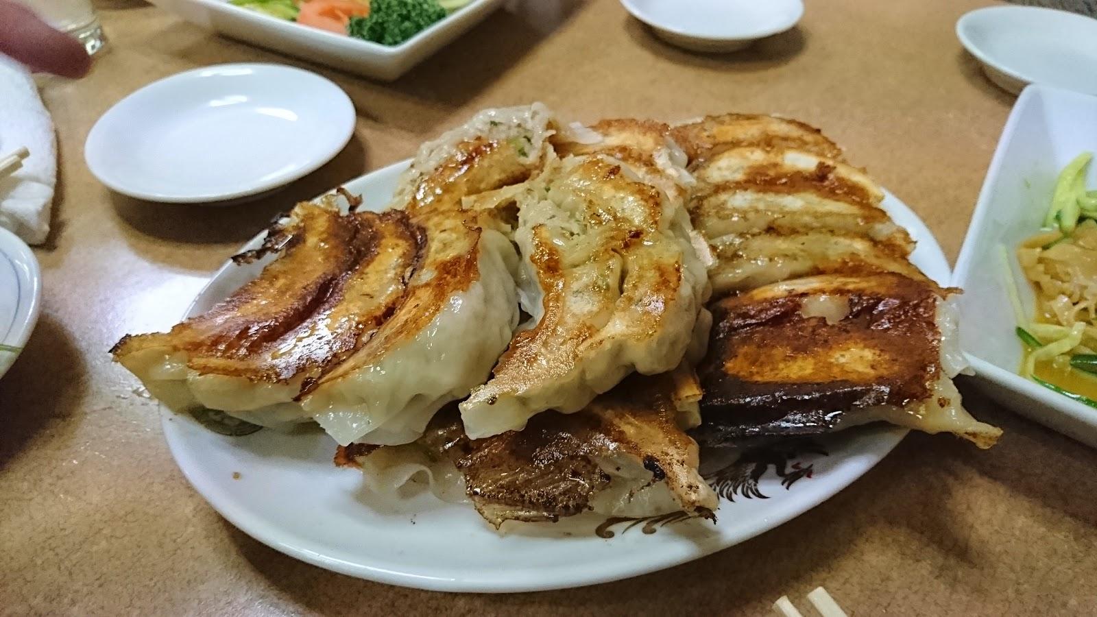 中華料理 山福の風景