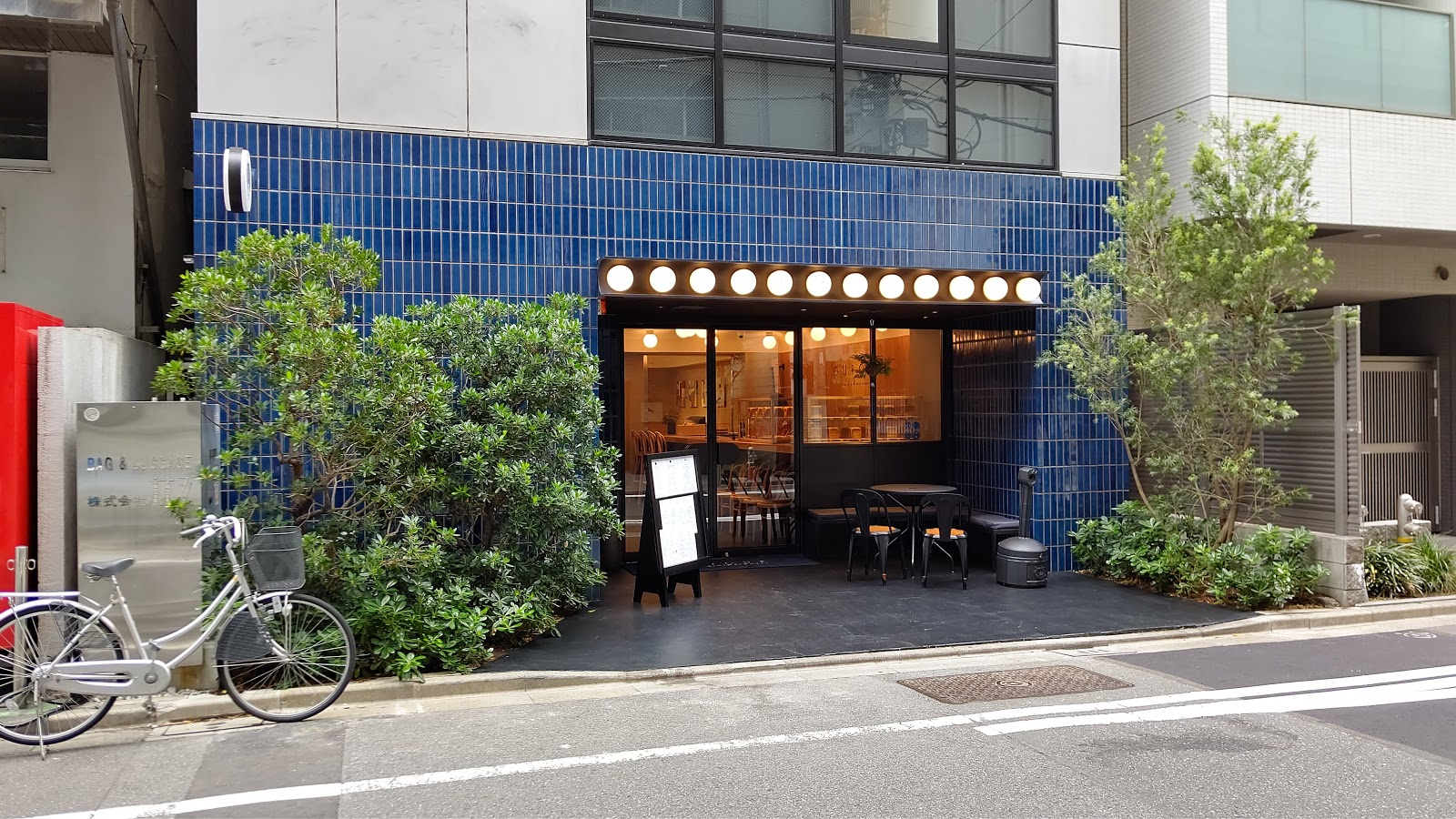 CAFE/MINIMAL HOTEL OUR OUR (アゥア)にて