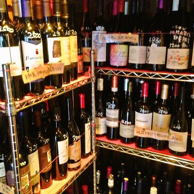 新富町 ワイン イタリアンバル MATILDA GINZA(マチルダ 銀座)|ランチも営業にて